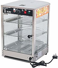 Warmiehomy Commercial 3-Tier Food Warmer