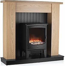 Warmlite WL45043 Cambridge Electric Fireplace