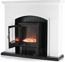 Warmlite WL45045 Newcastle Electric Fireplace