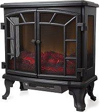 Warmlite WL46020 Electric Fireplace Heater, 2000