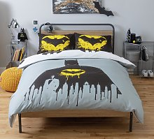 Warner Brothers Batman Bedding Set - Double