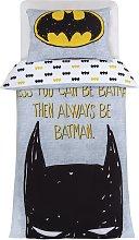 Warner Brothers Batman Reversible Bedding Set -
