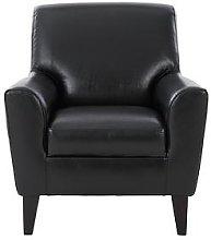 Warren Leather Armchair