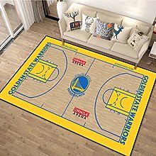 Warriors Carpets for Teen Boys Gifts, Clippers