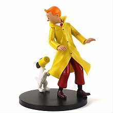 wasd 18cm The Adventures of Tintin PVC Action