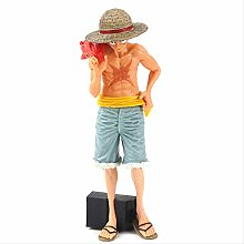 wasd 22cm One The Luffy Action Figure Body Pvc