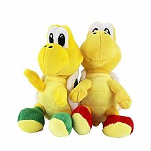 wasd 2pcs 16cm Super Mario Plush Toy Koopa Troopas