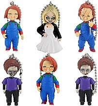 wasd 6pcs/set Figure Horror Movie Child's Play