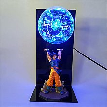 wasd Dragon Ball Z Goku Spirit Bomb Action Figures