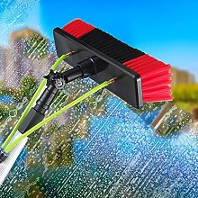 Wash Cleaning Brush Window Squeegee Cleaner Long