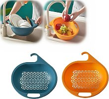 Wash & Drain Vegetables & Fruit Colanders