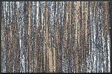 Wash&Dry Door Mat, Acrylic, Beige, 50x75 cm