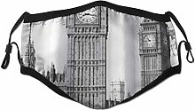 Washable Reusable Mouth Fashion Covering London