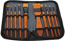 Watch Cleaning Brush Set, 10Pcs of Different Sizes