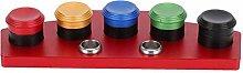 Watch Repair Kit 5 Dish Watch Oiler Watch Oil Dip