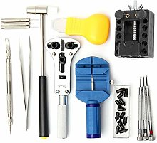Watch Repair Tool Kit, with 14 Pieces Tools