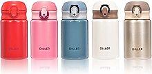 Water Bottle Bottles Flask Women Small Cute 300ml