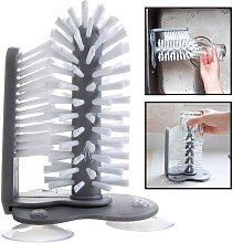 Water Bottle Cleaning Brush Glass Cup Washer with