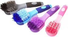 Water Bucket Brush (One Size) (Purple) - Lincoln