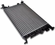 Water Cooler Engine Oil Cooler Radiator for Opel -