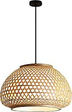 Water cup Chinese Table lamp Vintage Bamboo