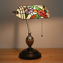 Water cup Creative Table lamp 10 Inch Tiffany