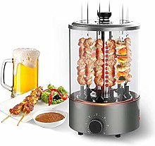 Water cup Smokeless BBQ 1100W Vertical Rotisserie