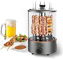 Water cup Smokeless BBQ Barbecue Grill Vertical
