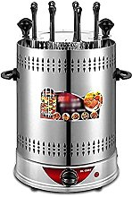 Water cup Smokeless BBQ Vertical Barbecue Grill,