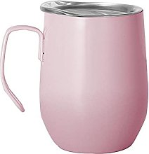Water Cup Stainless Steel Mug Egg Cup with Handle