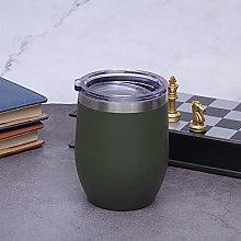 Water Cup Stainless Steel Vacuum Heat Preservation