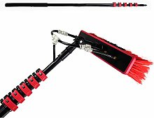 Water Fed Telescopic Window Cleaning Pole,