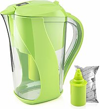 Water Filter ION Water Purifier Pitcher and Water