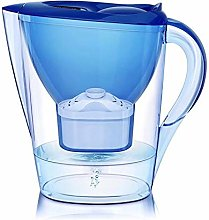 Water Filter Pitcher with 1 Filter, Filtration Jug