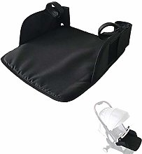 Wateralone Baby Stroller Extension Footrest