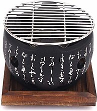 Wateralone Portable Charcoal Grill Japanese