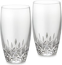 Waterford Drinkware, Set of 2 Lismore Essence