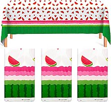 Watermelon Party Decorations Watermelon Tablecloth