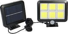 Waterproof 120 LED Solar Power Lights Lamp Garden