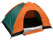 Waterproof 2-3 People Family Camping Green