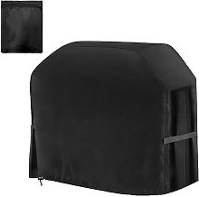 Waterproof BBQ Grill Cover 420D Oxford Fabric