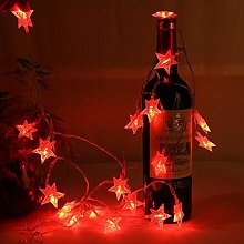 Waterproof Fairy Lights LED Warm White Colour, for