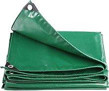 Waterproof Green Tarp - Heavy Duty PVC Tarpaulin