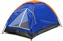 Waterproof Large Blue 1-2 People Tent,Stable Steel