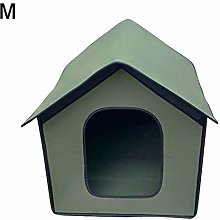 Waterproof Outdoor Dog Cat House, Outdoor