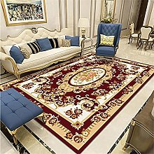 waterproof rug for outdoors Salon rug red vintage
