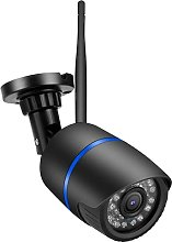 Waterproof Security Camera 1080P HD for Home