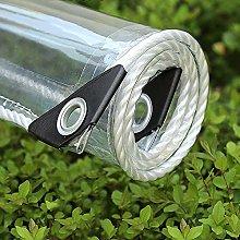 Waterproof Tarpaulin Transparent Tarp Clear PVC