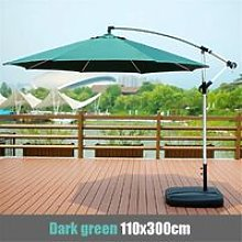 Waterproof Umbrella 300cm Beach Umbrella Fabric