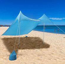 Waterproof UV Protection Outdoor Sun Shade Canopy
